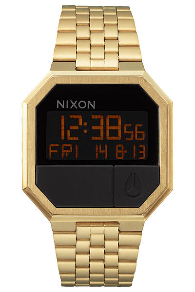 Nixon The Re-Run Uhr (all gold)