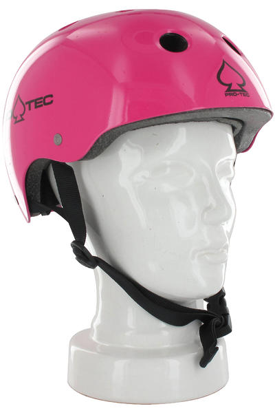 PRO-TEC Classic Skate Helmet (gloss punk pink)