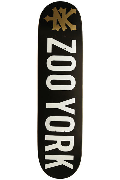 "Zoo York Photo Incentive 8"" Deck (black)"