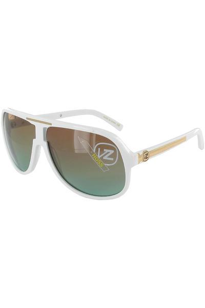 VonZipper Hoss Sunglasses (white brown green gradient)