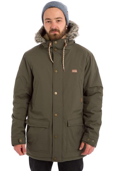 Iriedaily City Arctic Parka Jacket (dark olive)