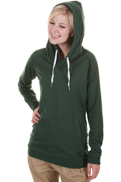 Forvert Hilgi Sudadera women (green black)