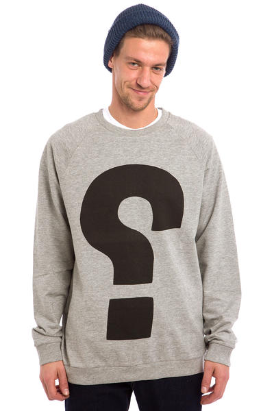 SWEET SKTBS Yestion Sweatshirt (grey melange)