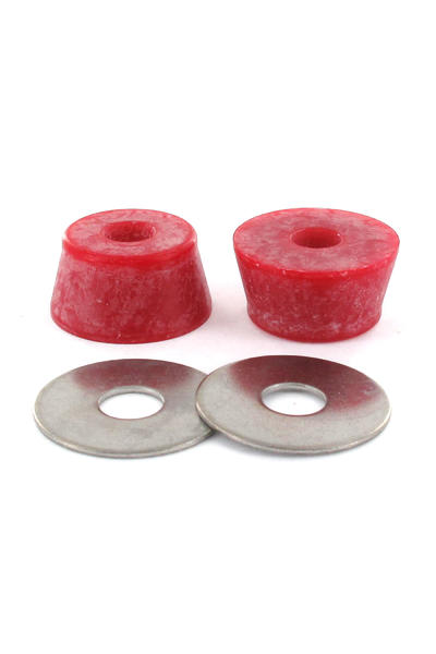 Riptide 93A WFB FatCone Bushings (red)