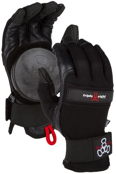Triple Eight Downhill Slide Gloves (black)