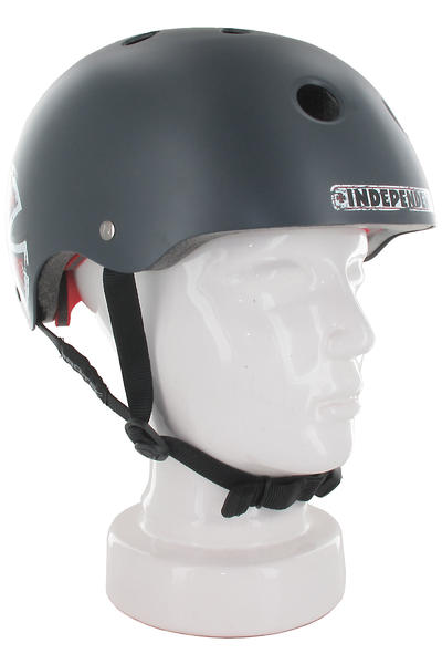 PRO-TEC X Independent The Classic Helm (satin gray)