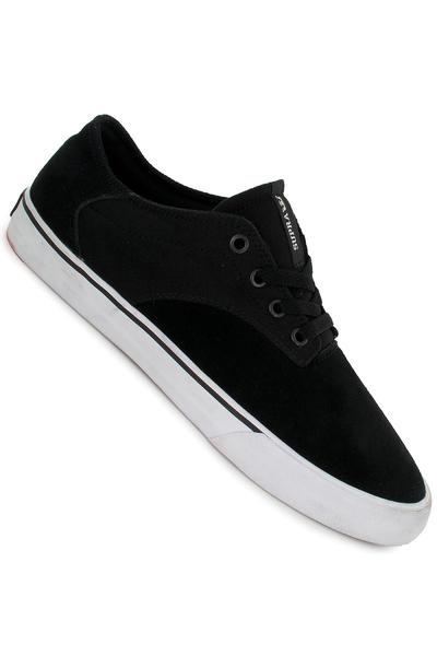 Supra Pistol Suede Shoe (black white)