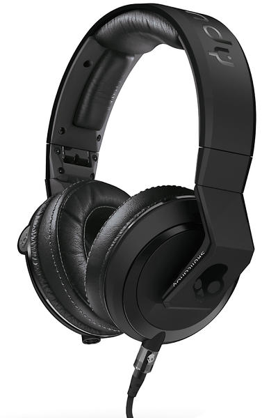Skullcandy Mix Master DJ Headphones mit Mikro (matte black)