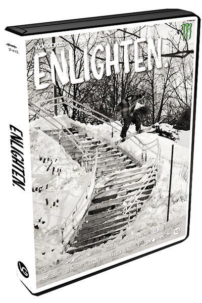 Videograss Grass Enlighten DVD
