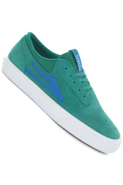 Lakai Griffin Suede Shoe (green blue)
