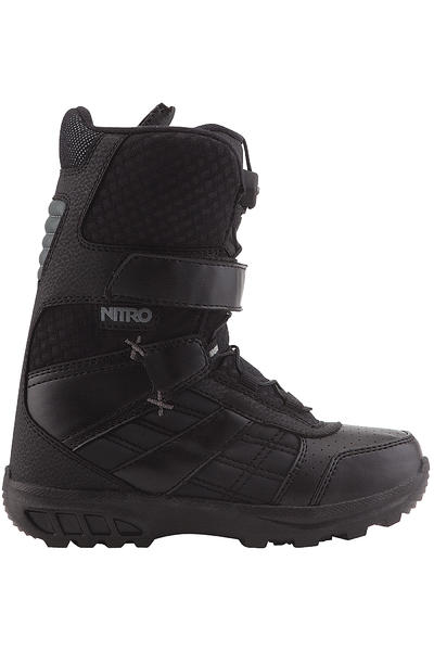 Nitro Reverb QLS Boot 2012/13  kids (black)