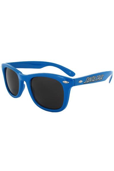 Santa Cruz Classic Strip Sunglasses (blue)