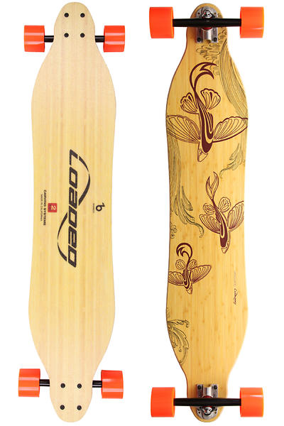 "Loaded Vanguard 42"" (107cm/98cm) Komplett-Longboard"