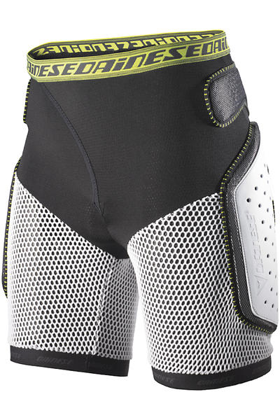 Dainese Action Short Evo Protector (black white)