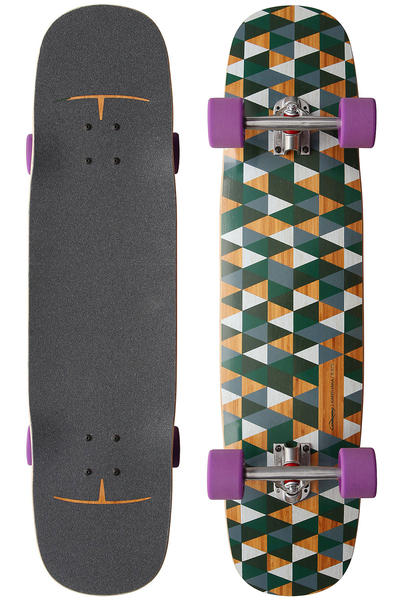 "Loaded Kanthaka 8.875"" x 36"" (91cm) Komplett-Longboard Paris-Setup"