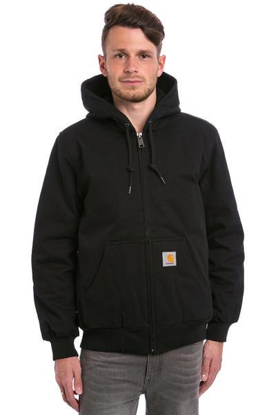 Carhartt WIP Active Jacke (black rigid)