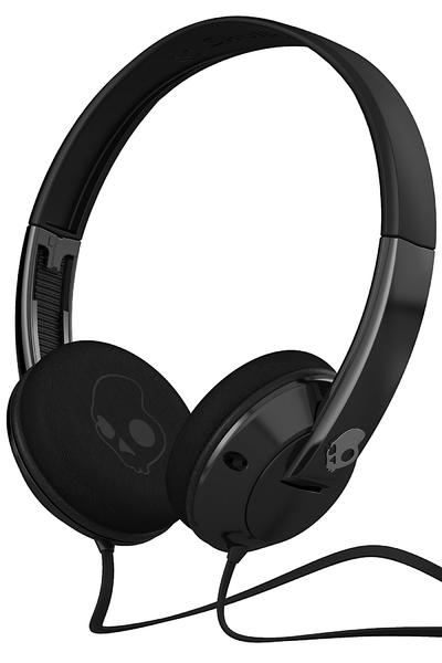 Skullcandy Uprock Headphones mit Mikro (black black)
