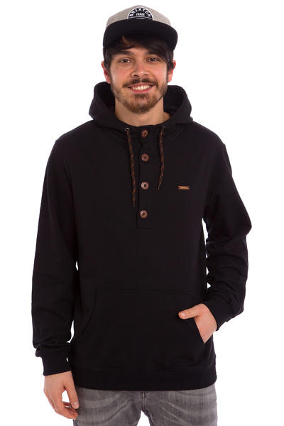 Iriedaily Hipster Hoodie (black)
