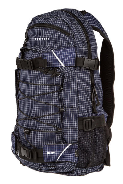 Forvert New Louis Backpack 20L (small navy checked)
