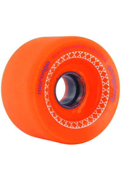 Orangatang Moronga 72.5mm 80A Rollen (orange) 4er Pack