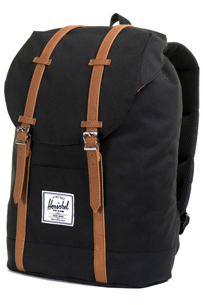 Herschel Retreat Rucksack 19,5L (black)