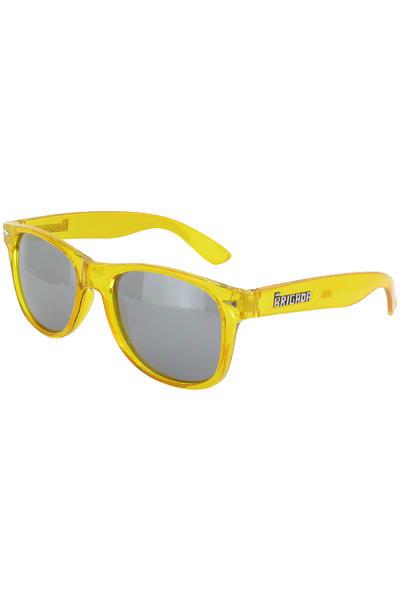 Brigada Lawless Sunglasses (highlighter yellow)