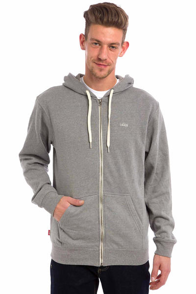 Vans Core Basics Zip-Hoodie (concrete heather)