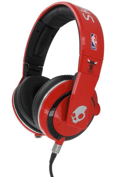 Skullcandy Mix Master DJ Headphones mit Mikro (bulls)