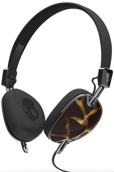 Skullcandy Navigator Headphones mit Mikro (tortoise black)