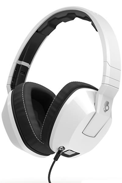 Skullcandy Crusher Headphones mit Mikro  (white)