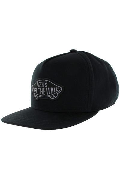 Vans Classic Patch Snapback Cap (black)