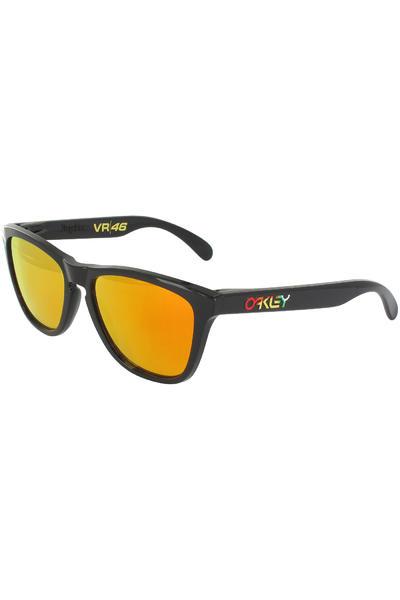 Oakley Frogskin Valentino Rossi Signature Sunglasses (matte black)