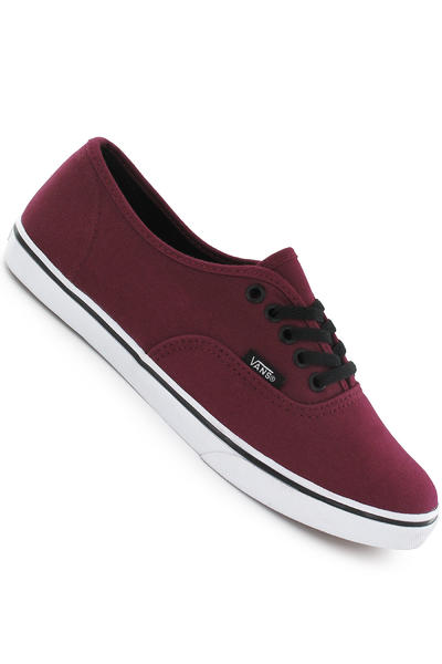 Vans Authentic Lo Pro Schuh women (tawny port true white)
