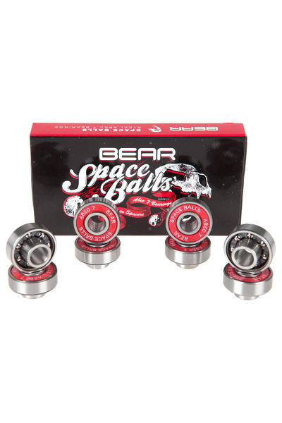 Bear Spaceballs 8mm Steel ABEC7 Bearing