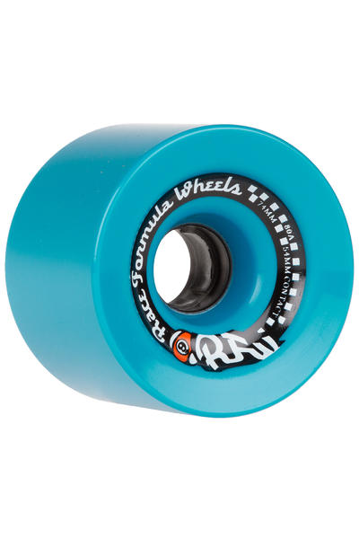 Sector 9 Race Formula 74mm 80A OS Rollen (blue) 4er Pack