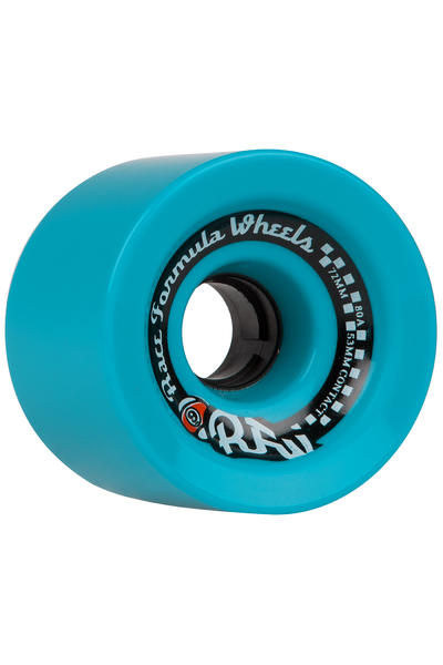 Sector 9 Race  Formula 72mm 80A OS Wheel 2016 (blue) 4 Pack