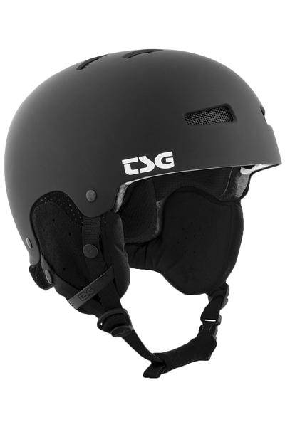 TSG Gravity Snow Solid Color Snow-Helm (flat black)