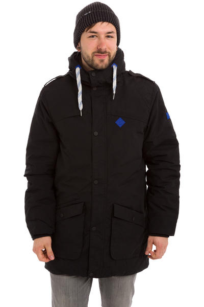 Mazine Civil 2 Jacke (black)