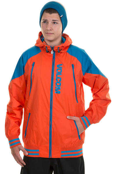 Volcom Elliptical Breaker Snow Zip-Hoody (orange)