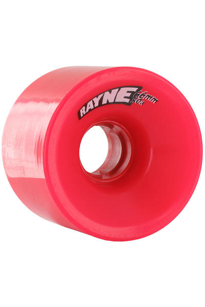 Rayne Greed 66mm 80A Wheel (pink) 4 Pack