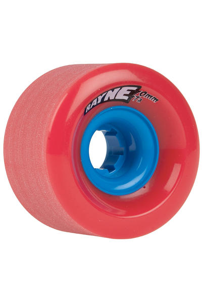 Rayne Envy 70mm 77A Wheel (pink) 4 Pack