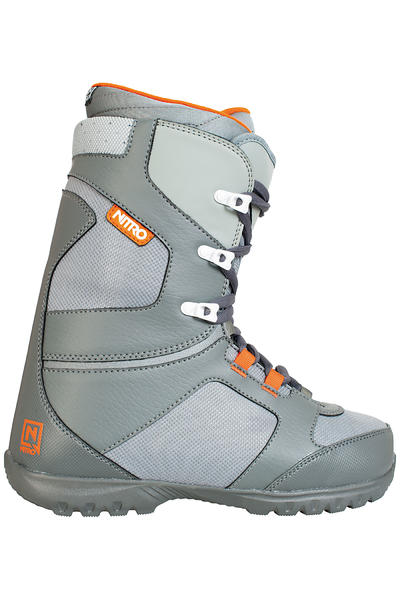 Nitro Nomad Boot 2013/14  (two tone slate)