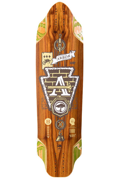 "Arbor Highground 36"" (91,4cm) Longboard Deck"