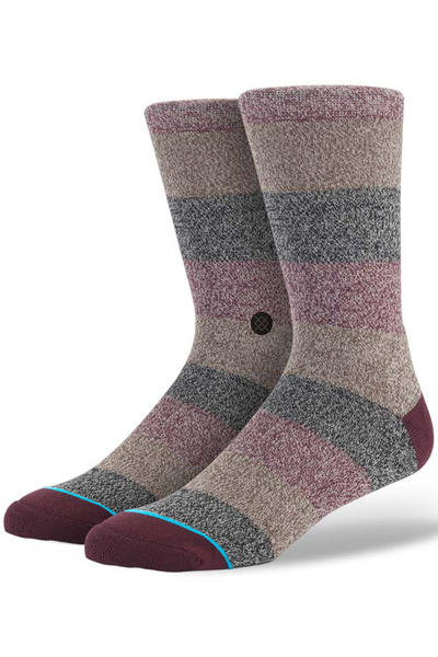 Stance The Boss Socken US 6-13 (brown heather)