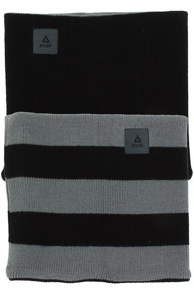 Anuell Tahko Reversible Stripe Bragas (black grey)
