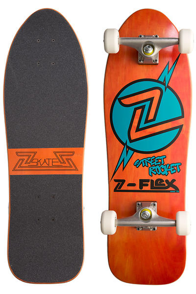 Z-Flex Street Rocket Cruiser (orange)