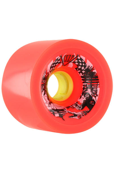 Cult Daredevil 72mm 79A Wheel (red) 2 Pack