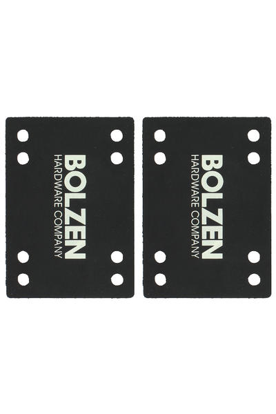 "Bolzen 1/8"" Shock Pad (black) 2 Pack"