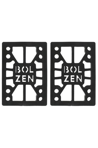 """Bolzen 1/4"""" Riser Pad (black) 2er Pack"""