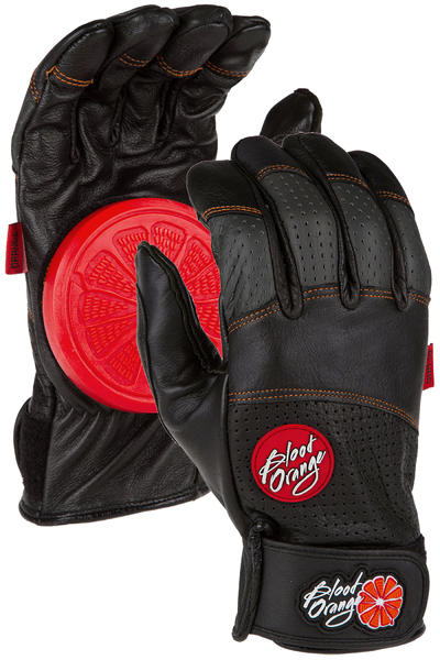 Blood Orange Race Slide Gloves (black)